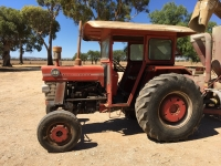 MF 168 Tractor - Multipower - $8,800 inc GST