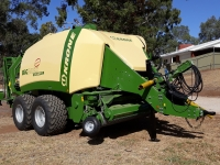 Second Hand Krone Balers  - Coming In.